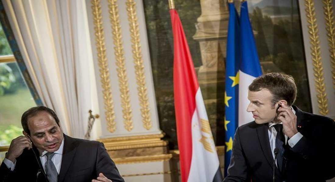 Un intellectuel italien rend sa Légion d'honneur pour protester contre la décoration par Macron du président  Sissi