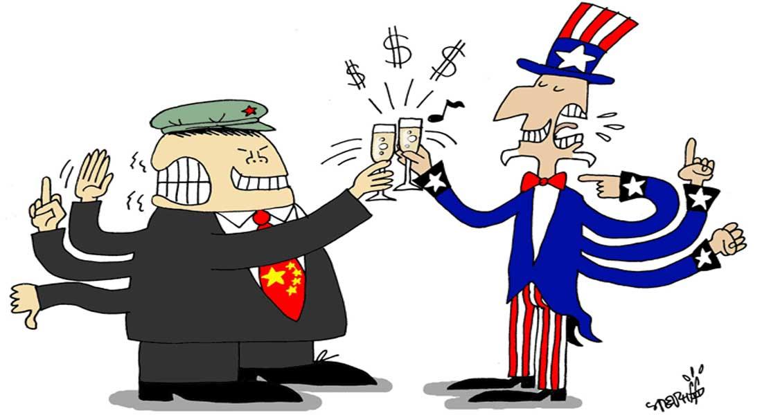 La Chine riposte en fermant un consulat américain