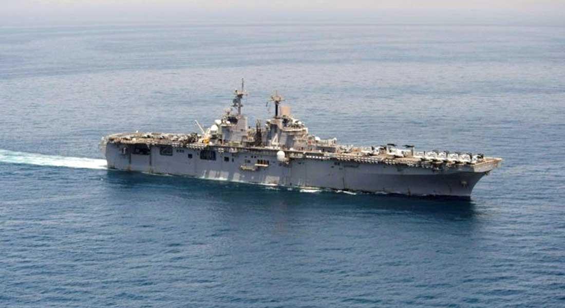 Mer de Chine: USA, Japon et Australie participent à des manoeuvres navales