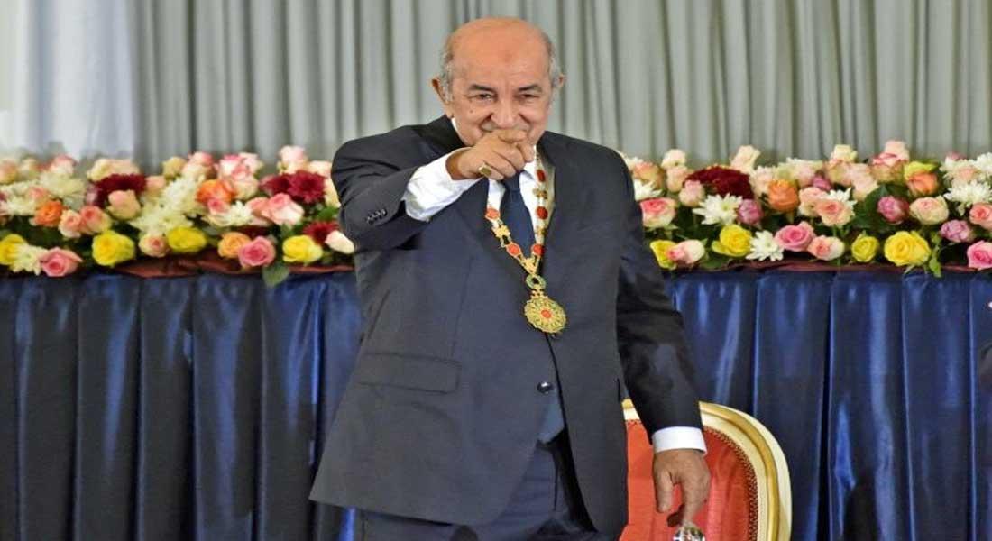 Le président Tebboune annonce la grâce des détenus d'opinion et la dissolution de l'assemblée populaire nationale