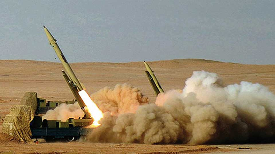 Missiles Iran