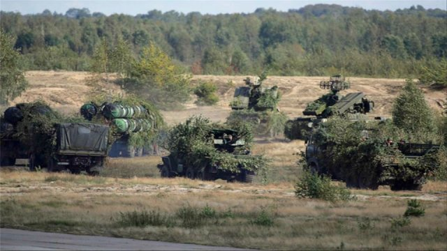 armée russe