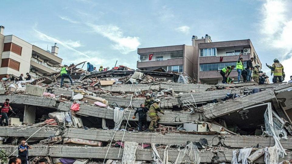 Turquie : Un puissant séisme fait au moins 14 morts
