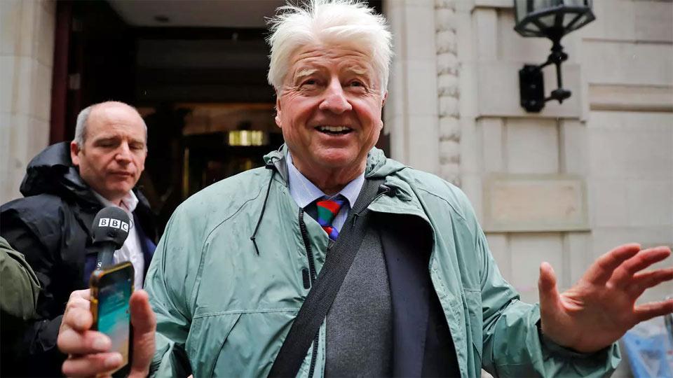 Royaume Uni : le père de Boris Johnson demande la nationalité française