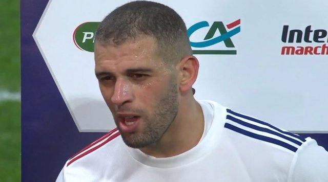 Les buts d'Islam Slimani et de Mehdi Zerkane en ligue 1 Conforama