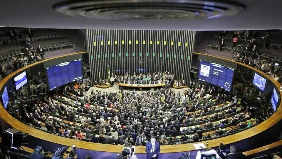 parlement Bresil