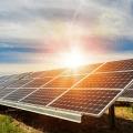 solaire énergie