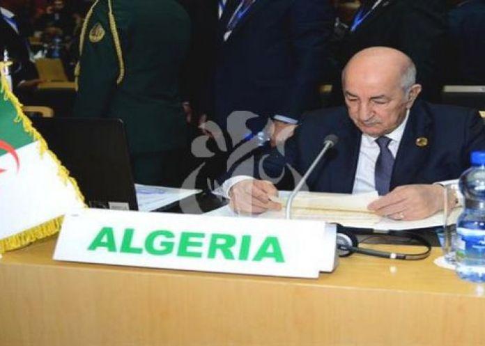 Le Président Tebboune au Sommet de l'UA