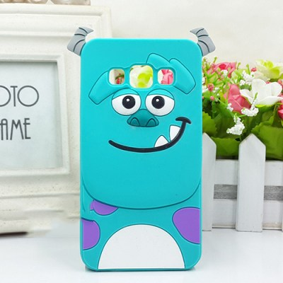 Samsung Phone Case New 3D Cartoon Sully