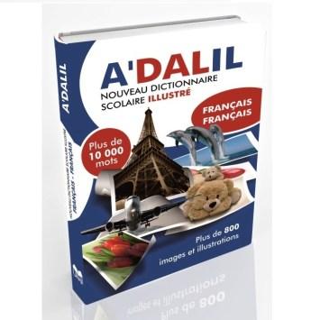 A'DALIL Nouveau Dictionnaire Illustré Français - Français