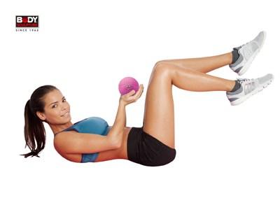 Balle de musculation bodysculpture bb-0071