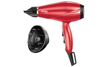 Sèche cheveux Balyliss 2000W Rouge 6604RPE - SG