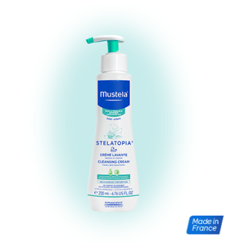 MUSTELA STELATOPIA CREME LAVANTE 200ML
