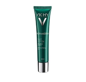 VICHY NORMADERM NUIT DETOX 40 ML