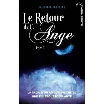 Le retour de l'ange tome 3