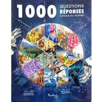 1000 questions réponses autour du monde