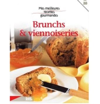 Mes meilleures recettes gourmandes brunchs & viennoiseries vol.20