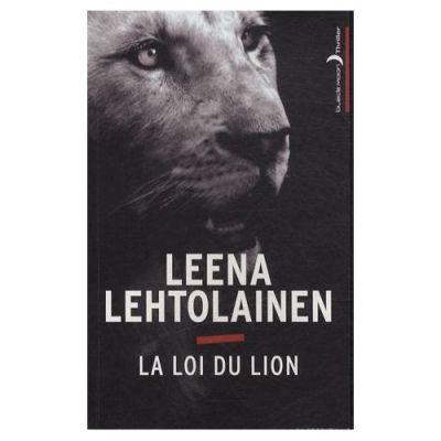 La Loi du lion – Leena Lehtolainen
