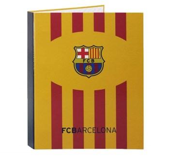 Futbol Club Barcelona Folio Folio 4 anneaux mixtes (Safta 511562067)