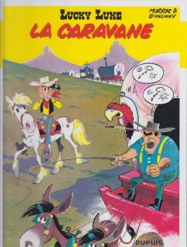 lucky-luke-la-caravane