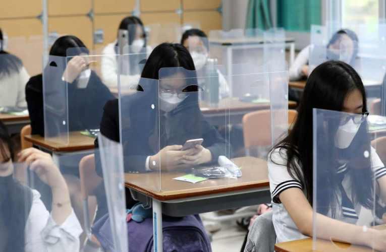 La Coreé du Sud ferme encore une fois ses écoles