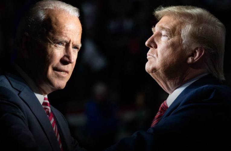 Joe Biden a prédit que l'armée escortait Donald Trump de la Maison Blanche
