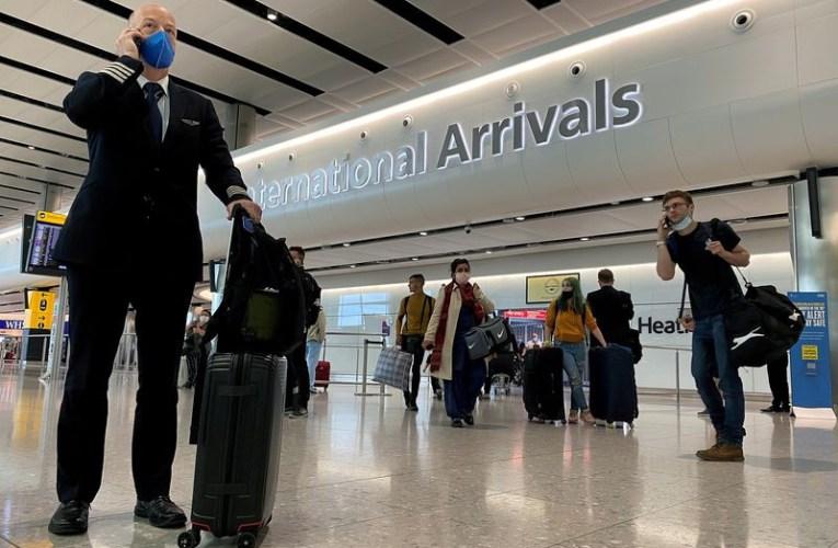 Les États-Unis exigeront un test COVID-19 négatif des voyageurs internationaux à partir du 26 janvier