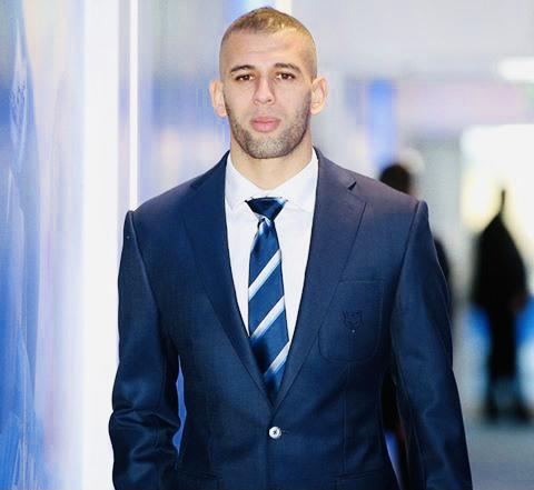 Football : Islam Slimani rejoint L'olympique Lyonnais