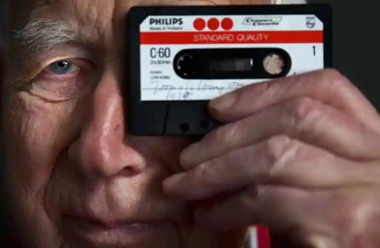 Lou Ottens, inventeur de la cassette, décède à 94 ans