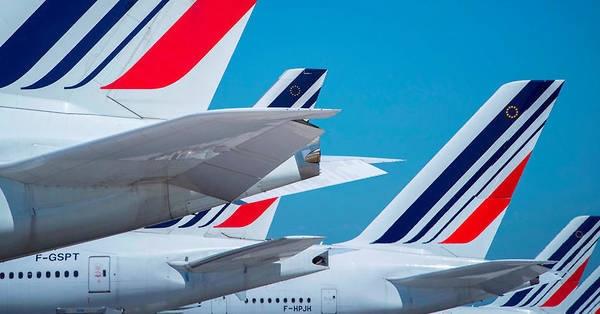 France- interdiction des  vols intérieurs courts