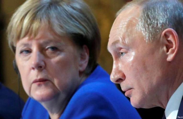 Les États-Unis et l'Allemagne appellent la Russie à retirer ses troupes de la frontière ukrainienne
