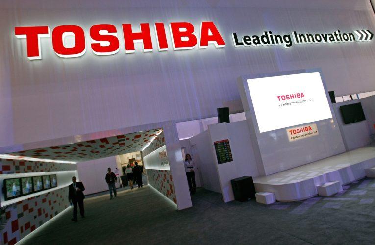 Japon- des fonds soutenus par l'État japonais envisagent une offre pour Toshiba