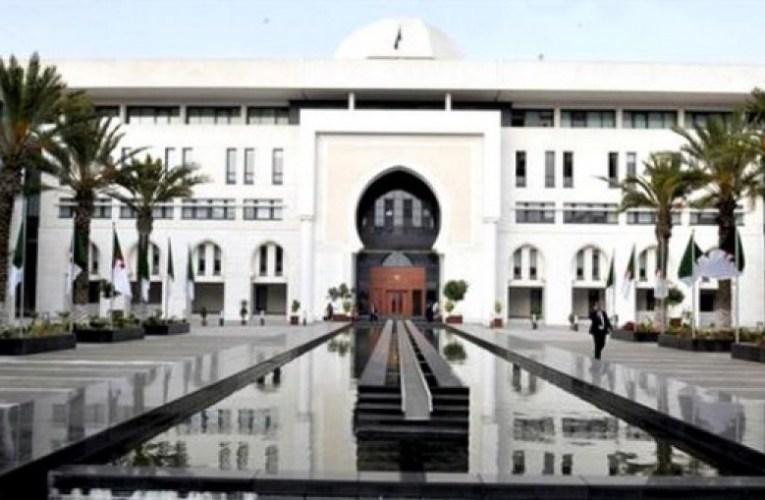 """L'Algérie condamne les attaques israéliennes """"extrémistes"""" contre les Palestiniens"""