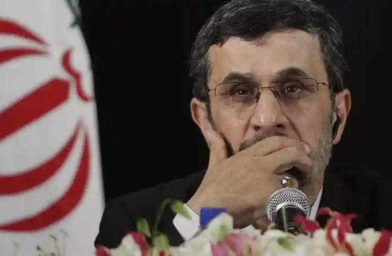 L'Iran- l'ancien président Ahmadinejad se présente à nouveau aux élections de juin