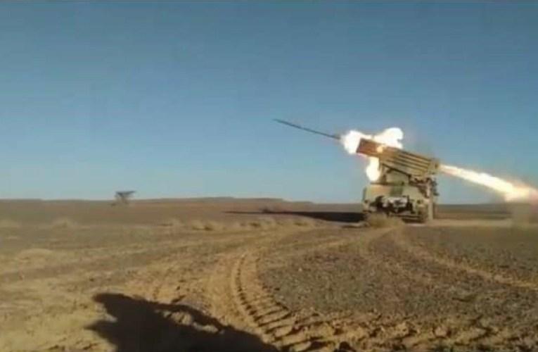 الجيش الصحراوي ينفذ هجمات جديدة ضد تخندقات قوات الاحتلال المغربي