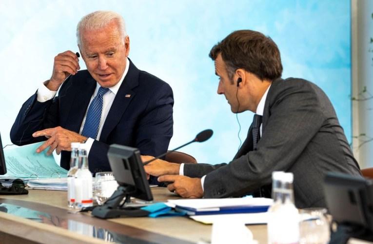 Accord de défense (franco- australien) La France accuse Joe Biden de l'avoir poignardé dans le dos