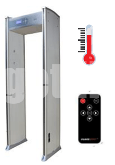 metaldetektor-Korona-virus-qapi-tipli