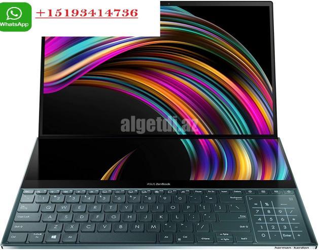 Asus-ZenBook-Pro-Duo-UX581-15.6-4K-UHD-NanoEdge-Bezel-Touch-Intel-Core-i7-9750H-16GB-RAM-1TB-PCIe-SSD-GeForce-RTX-2060-Innovative-Screenpad-Plus-Windows-10-Pro-Celestial-Blue-UX581GV-XB74T