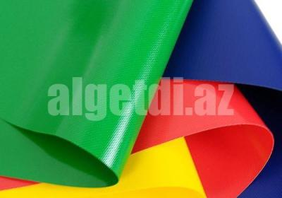 PVC Tarpaulin Clear Vinyl Coated Waterproof Polyester Fabric Canvas Black Tarpaulin 3