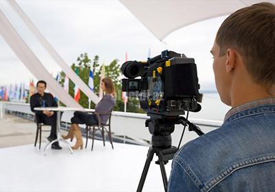 plan shoot youtube videos business
