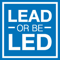 Lead or be Led Logo