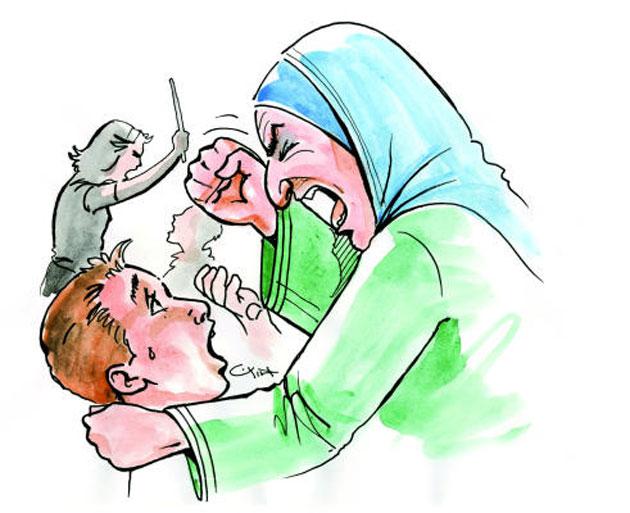 والدة قصي تدفع ثمن رفضها التنازل عن حقها الشخصي بوفاة طفلها Alghad