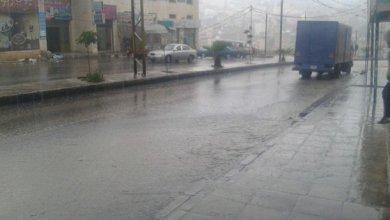 Photo of أمطار غزيرة في عجلون