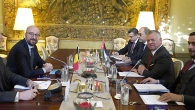 Photo of الملك ورئيس وزراء بلجيكا يتفقان على تطوير التعاون السياسي والاقتصادي
