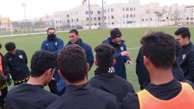 Photo of منتخب الشباب يكثف تحضيراته استعداداً لتجربتي قطر