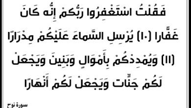 Photo of بِطاعة الرحمن تصلح الأوطان 2