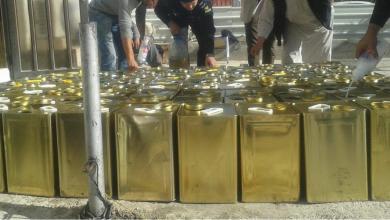 Photo of ضبط 550 تنكة زيت زيتون مغشوش في العقبة