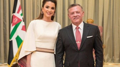 Photo of الملكة رانيا تهنئ الملك بعيد ميلاده