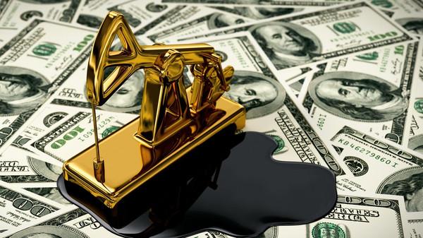 ذهب ونفط ودولار