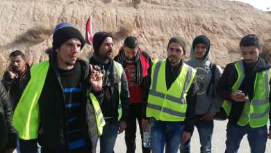 Photo of الكرك: متعطلون عن العمل يبدأون مسيرة باتجاه عمان